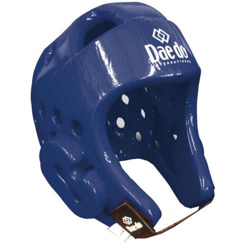 Шлем для тхэквондо Daedo Blue (PRO 20553) р. S